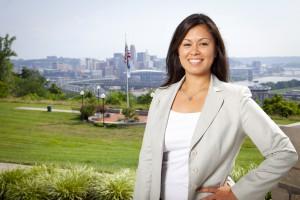 Tammy Riddle, Manager Projects & Business Development, REDI Cincinnati